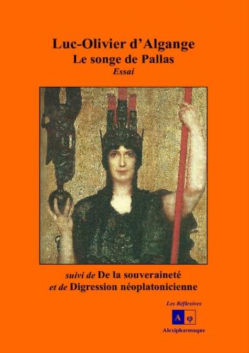 Le Songe de Pallas, couverture du ebbok.jpg